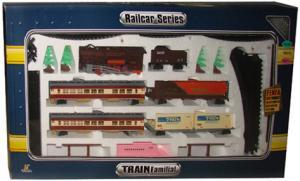 фото Железная дорога SKM-TOYS TTR-0014-01