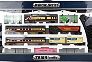 Фото железная дорога SKM-TOYS TTR-0018-01