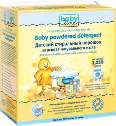 Стиральный порошок BABYLINE DB002 2250 гр SotMarket.ru 1140.000