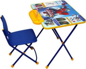 Письменный стол НИКА Disney Человек-Паук ЯВ075250DC SotMarket.ru 2010.000