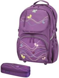 Фото школьного рюкзака Herlitz be.bag cube Bundle Butterfly & Stars 11369949