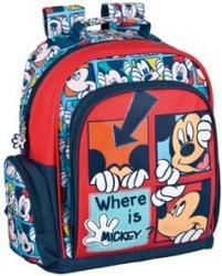Фото школьного рюкзака Joumma Bags Disney Mickey Mouse 29722