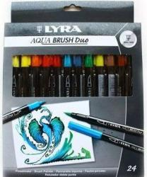 Фломастеры LYRA Aqua Brush Duo L6521240 SotMarket.ru 2620.000