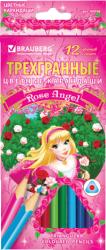 Фото набора карандашей BRAUBERG Rose Angel 180594