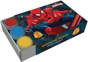 фото Гуашь КанцБизнес Spider-Man SMBB-US2-GU-12