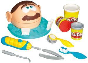 Фото набора для лепки Play-Doh Мистер Зубастик Hasbro 37366