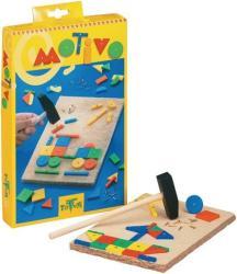 Набор для аппликаций TM Essentials MOTIVO 020016