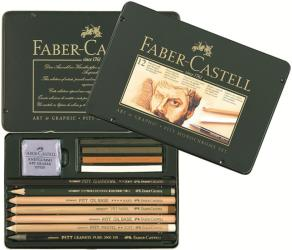 Карандаши Faber Castell PITT Monochrome 112960