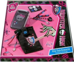 Фото набор для создания аксессуаров Monster High Totum TM Essentials 565029