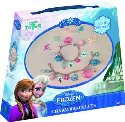 Фото набор для создания браслетов Totum TM Essentials Frozen 680005