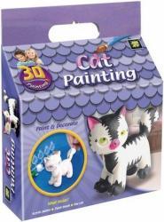 Разрисуй котенка 3D Amav 1413