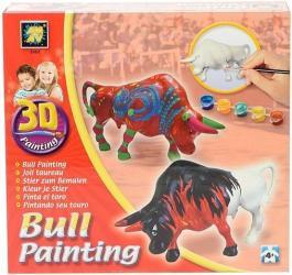 фото Разрисуй буйволов 3D Amav 2452