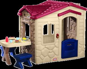 Фото детского домика Little Tikes Пикник 170621