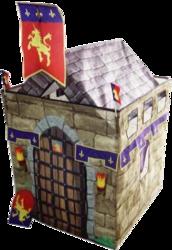 фото Игровая палатка Наша игрушка Рыцарский замок 68646