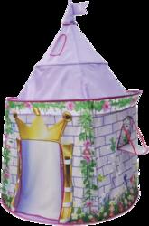 фото Игровая палатка Наша игрушка Сказочная башня 68643