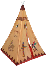 фото Игровая палатка Наша игрушка Вигвам 68641