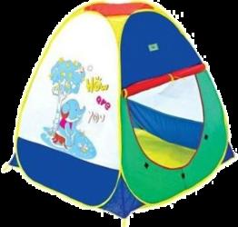 Игровая палатка Shantou Gepai Кемпинг Слоненок 624053 SotMarket.ru 1130.000