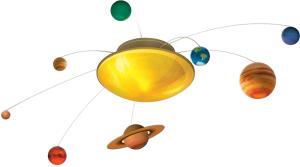 Фото ночника Uncle Milton Солнечная система для детей