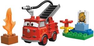фото Конструктор LEGO Duplo Тачки 2 Шланг 6132