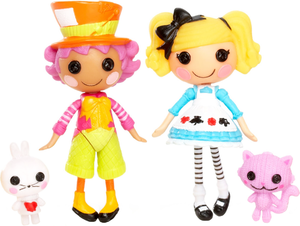 Фото Lalaloopsy Mini Шляпник и Алиса в Лалалупсилэнд 512707
