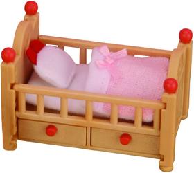 фото Sylvanian Families Детская кроватка 2929