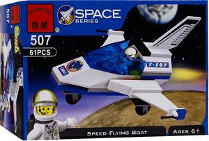 фото Конструктор Brick Космический корабль 3300580