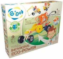 фото Конструктор Gigo Eco Power 7363