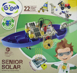 Фото конструктора Gigo Senior Solar 7345R