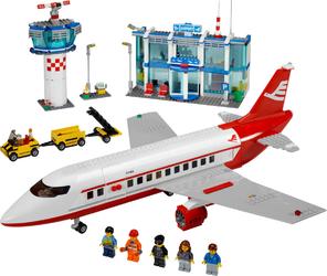 Фото конструктора LEGO City Аэропорт 3182