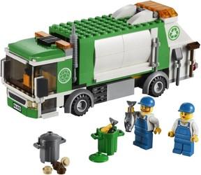 фото Конструктор LEGO City Мусоровоз 4432