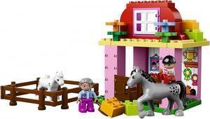 фото Конструктор LEGO Duplo Конюшня 10500