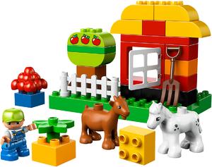 фото Конструктор LEGO Duplo Мой первый сад 10517