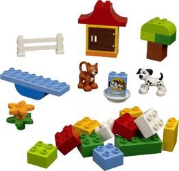фото Конструктор LEGO Duplo Набор кубиков 4624