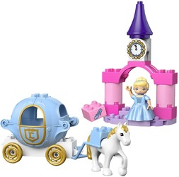 Фото конструктора LEGO Duplo Принцессы 6153
