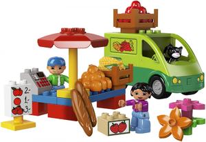 фото Конструктор LEGO Duplo Торговый рынок 5683