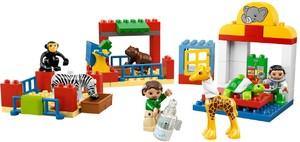 фото Конструктор LEGO Duplo Ветклиника 6158