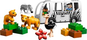 фото Конструктор LEGO Duplo Зооавтобус 10502