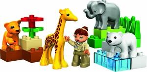 фото Конструктор LEGO Duplo Зоопарк для малышей 4962