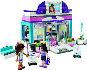 Фото конструктора LEGO Friends Салон красоты Бабочка 3187
