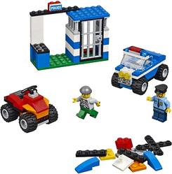 фото Конструктор LEGO System Строительный набор Полиция 4636