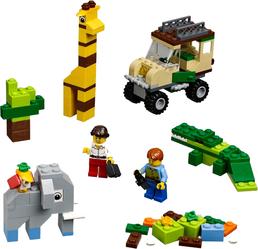 фото Конструктор LEGO System Строительный набор Сафари 4637