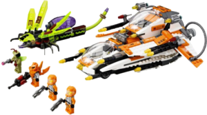 фото Конструктор LEGO Охотник за инсектоидами 4627135