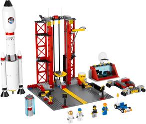 фото Конструктор LEGO City Космодром 3368