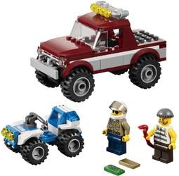 фото Конструктор LEGO City Полицейская погоня 4437
