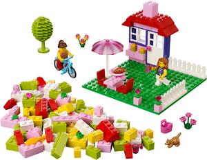 фото Конструктор LEGO Creator Чемоданчик LEGO 10660