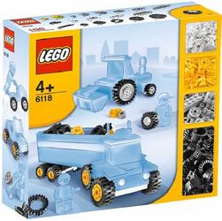 фото Конструктор LEGO Creator Колеса 6118