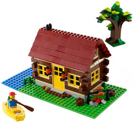 фото Конструктор LEGO Creator Летний домик 5766