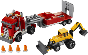 фото Конструктор LEGO Creator Строительный тягач 31005