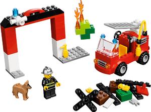 фото Конструктор LEGO Creator Тушение пожара 10661