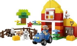 фото Конструктор LEGO Duplo Деревенский домик 6141